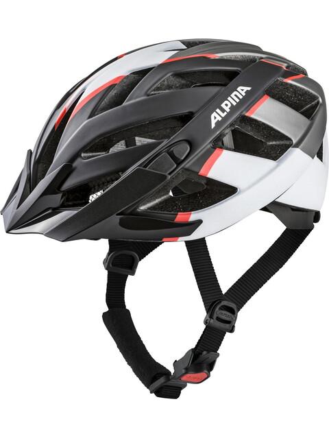 Alpina Panoma 2.0 L.E. Kask rowerowy biały/czarny